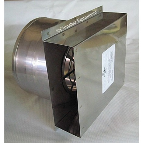 4 In Termination Box 4 Quot Double Wall Stainless Double