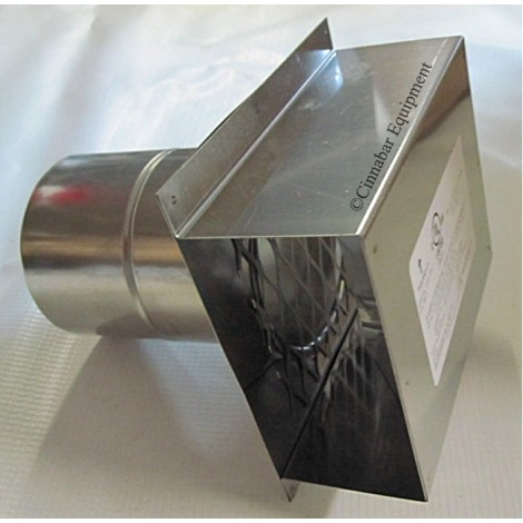 4 in. Stainless Steel Termination Box
