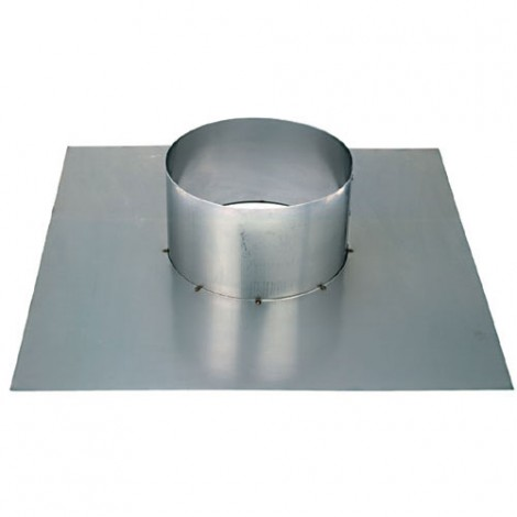 4 in. Stainless Steel Roof Flat Flashing