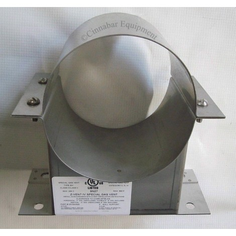 Z-Vent Wall Support - 9 Inch