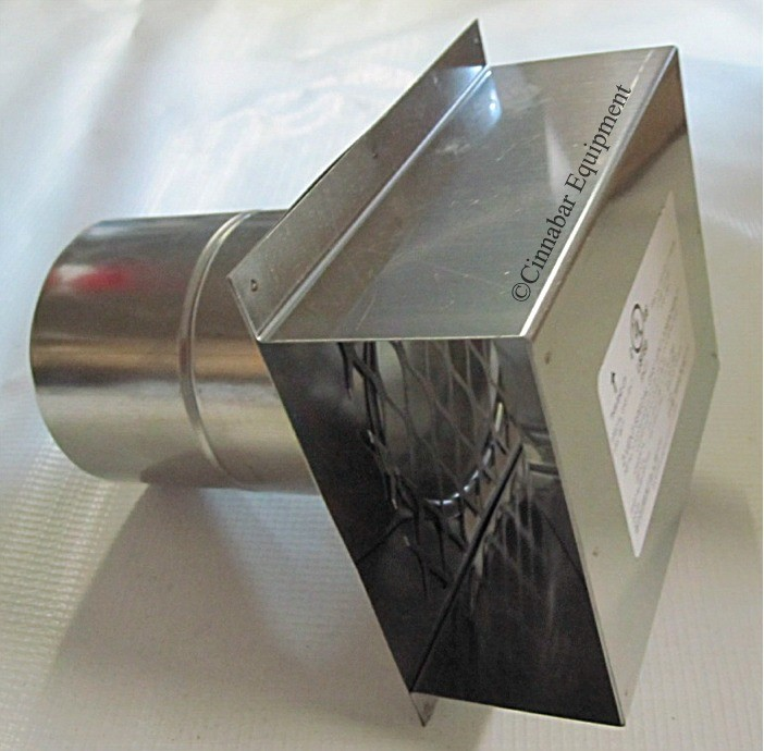 10 In Termination Box 10 Quot Single Wall Stainless