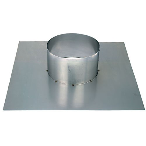 3 In Stainless Steel Flashing Flat 3 Quot Single Wall
