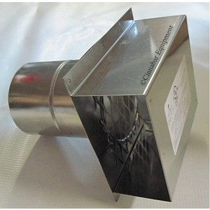 3 in. Stainless Steel Termination Box