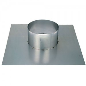 3 in. Stainless Steel Flashing Flat