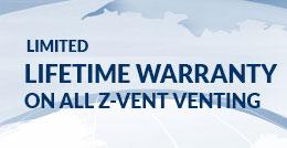 z-vent warranty